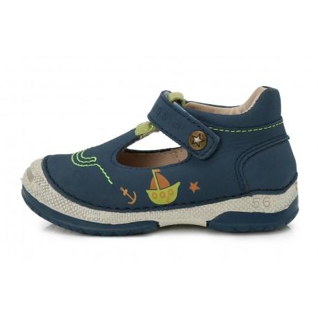 Tamsiai mėlyni batai 19-24 d. 038245BU