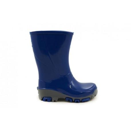 Mėlyni guminiai batai 21-28 d. 23-481-GRANAT