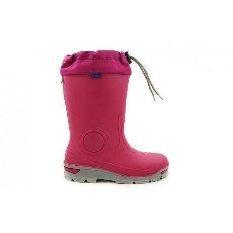 Rožiniai guminiai batai 21-28 d. 23-487-roz