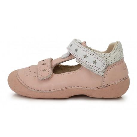 Šviesiai rožiniai batai 19-24 d. 015139U