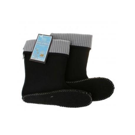 Šiltos guminių batų kojinės vaikams 29-36 d. KMUFLON-33