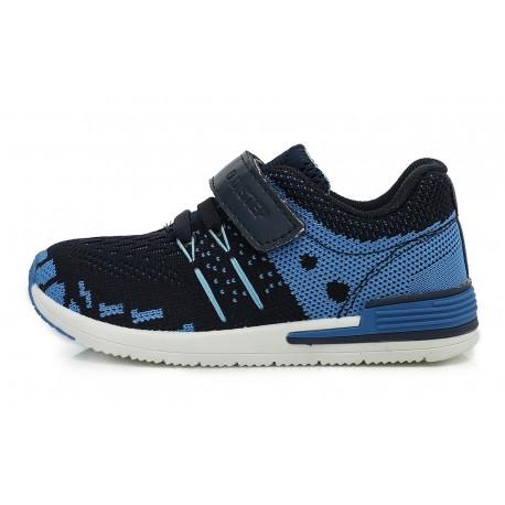 Tamsiai mėlyni sportiniai bateliai 26-31 d.CSB-078BM