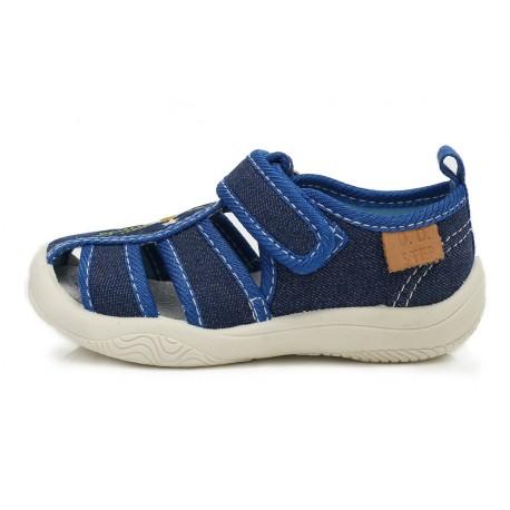 Mėlyni batai 26-31 d. CSB-070M