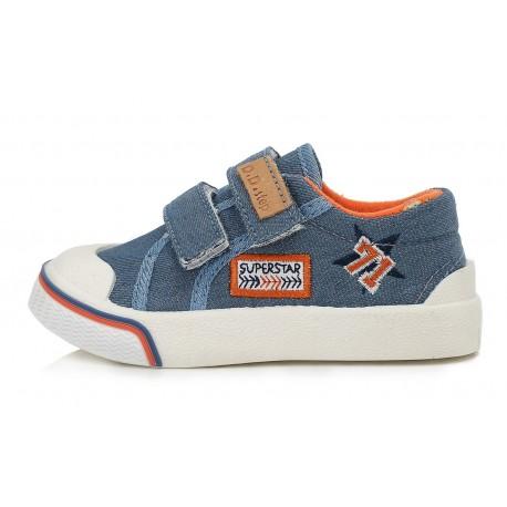 Mėlyni batai 26-31 d. CSB-069M