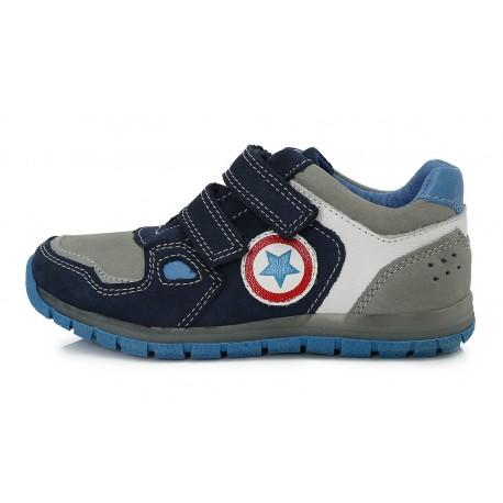 Tamsiai mėlyni batai 22-27 d. DA071704M
