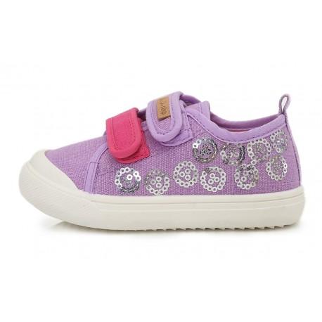 Violetiniai batai 20-25 d. CSG-072A