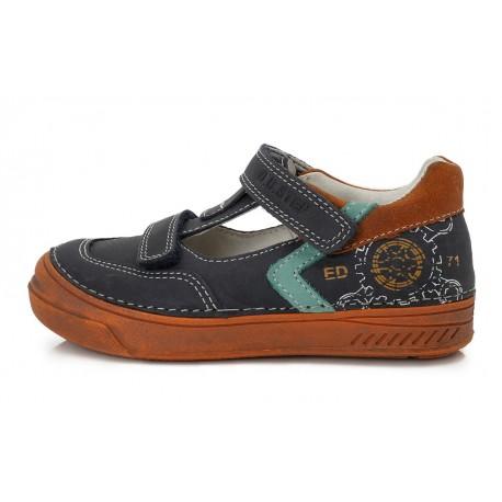 Tamsiai mėlyni batai 25-30 d. 040412AM