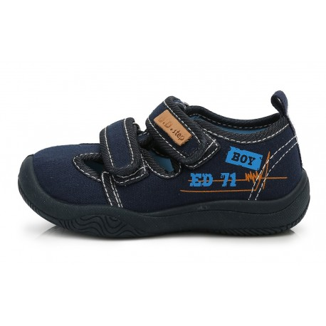 Mėlyni batai 20-25 d. CSB-068