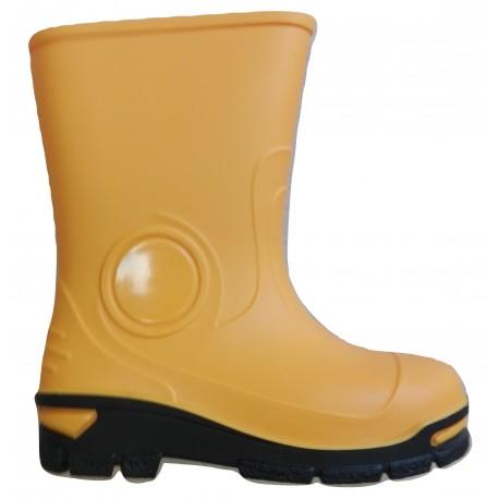 Geltoni guminiai batai 29-36 d. 33-465-zolty