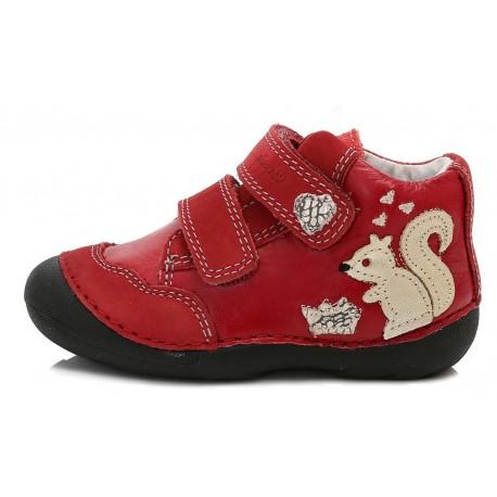 Raudoni batai 19-24 d. 015153BU