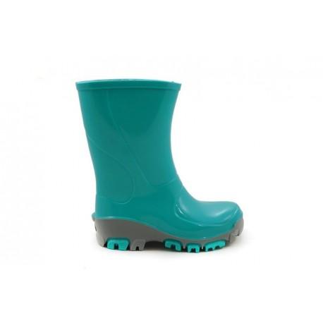 Žali guminiai batai 29-36 d. 33-481-turkus