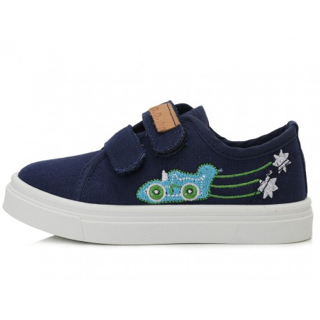Tamsiai mėlyni batai 21-26 d. CSB-102B
