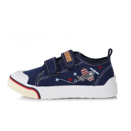 Mėlyni batai 20-25 d. CSB-091