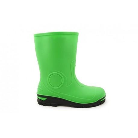 Žali guminiai batai 21-28 d. 23-465-zielony
