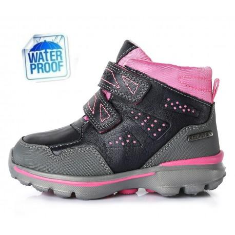 Tamsiai mėlyni batai 30-35 d. F651703BL