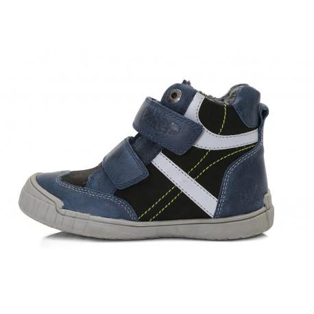 Tamsiai mėlyni batai su pašiltinimu 28-33 d. DA061631A