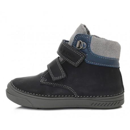 Tamsiai mėlyni batai su pašiltinimu 31-36 d. 040423BL