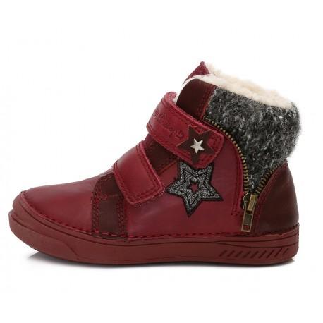Bordiniai batai su pašiltinimu 25-30 d. 040427AM