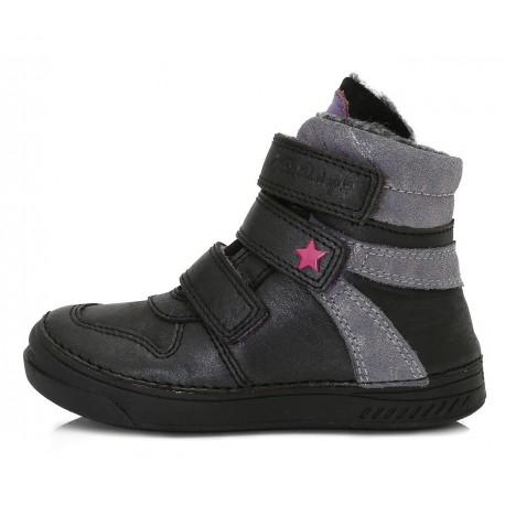 Juodi batai su pašiltinimu 31-36 d. 040432L
