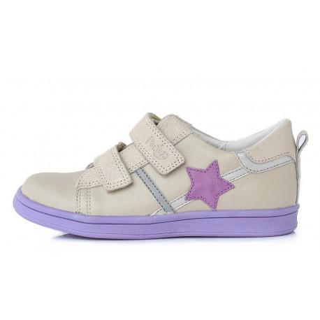 Kreminiai batai 28-33 d. DA061648A