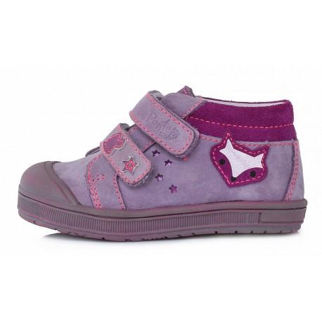 Violetiniai batai 22-27 d. DA031352