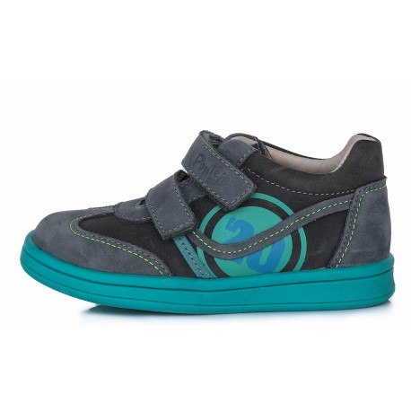Tamsiai pilki batai 22-27 d. DA031356