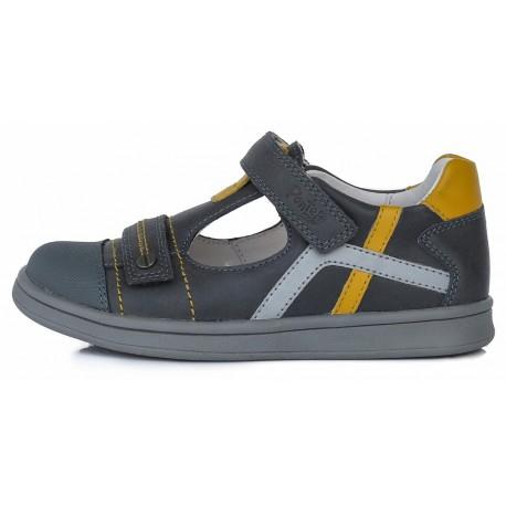 Tamsiai pilki batai 28-33 d. DA061656
