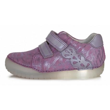 Violetiniai LED batai 31-36 d. 0503AL