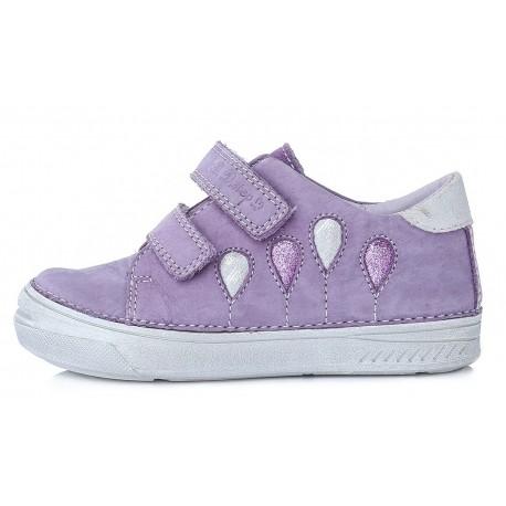 Violetiniai batai 31-36 d. 040434BL