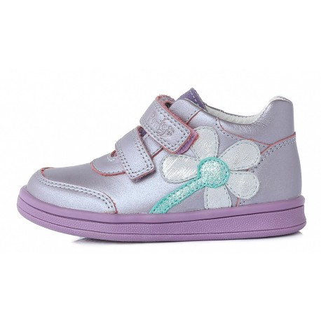 Violetiniai batai 22-27 d. DA031357