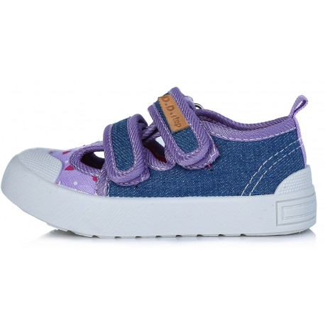 Violetiniai batai 27-32 d. CSG-118AM