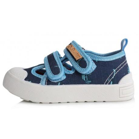 Mėlyni batai 26-31 d. CSB-115AM