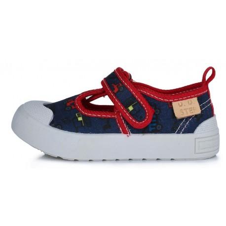 Tamsiai mėlyni batai 26-31 d. CSB-114AM