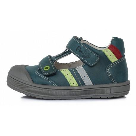Tamsiai žali batai 22-27 d. DA031359A