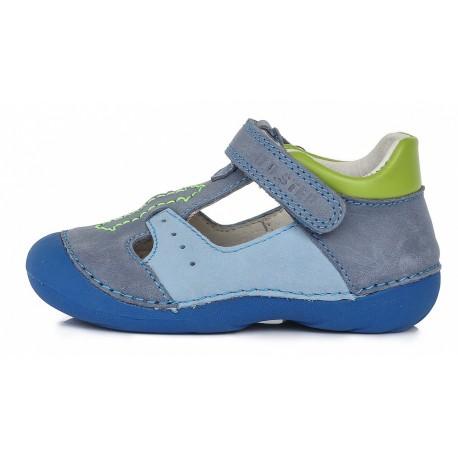 Mėlyni batai 20-24 d. 015175AU
