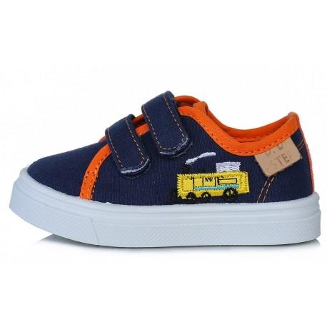 Tamsiai mėlyni batai 21-26 d. CSB-112