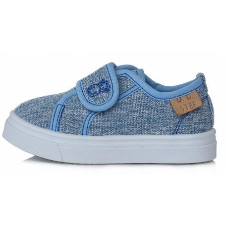 Šviesiai mėlyni batai 21-26 d. CSB-111