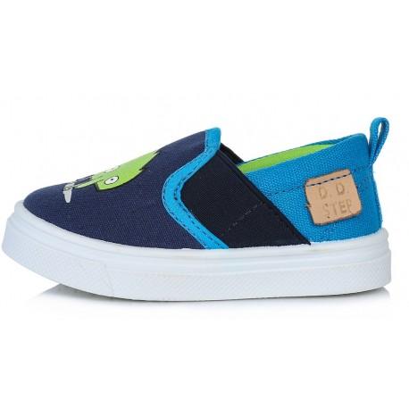 Mėlyni batai 27-32 d. CSB-113M