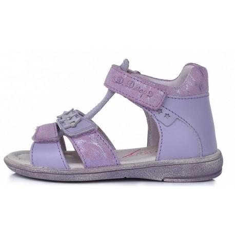 Violetinės basutės 25-30 d. K033007BM