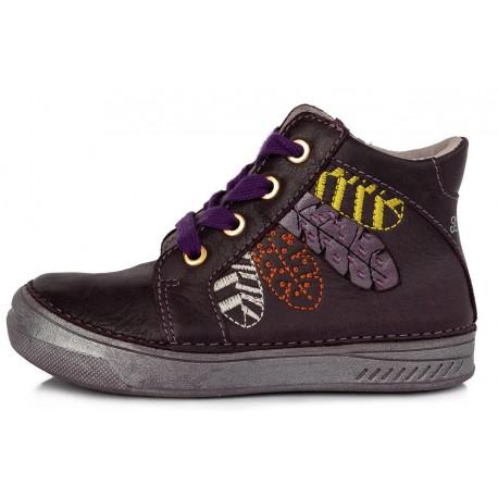 Violetiniai batai 25-30 d. 040442M