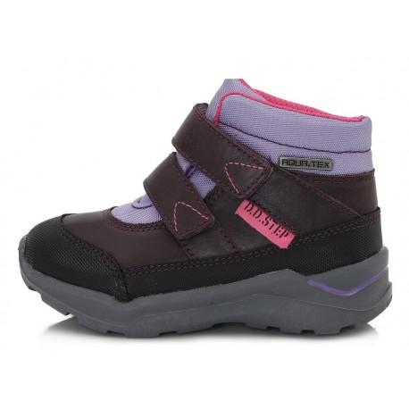 Violetiniai batai 24-29 d. F61565BM