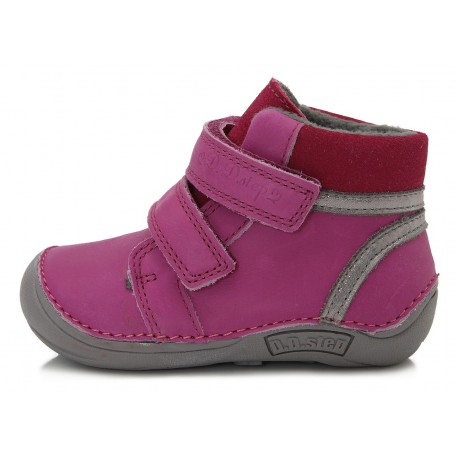 Rožiniai batai su pašiltinimu 20-24 d. 01842A