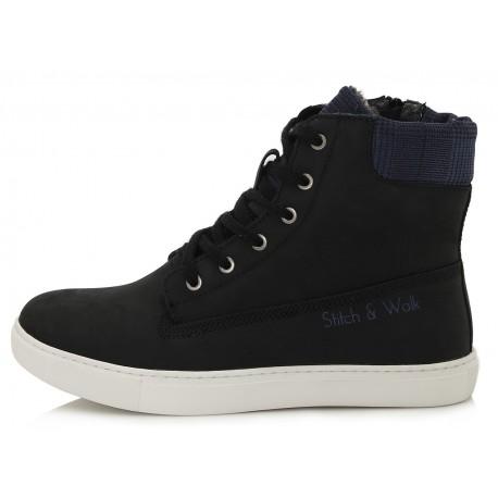 Juodi batai su pašiltinimu 37-42 d.052-7