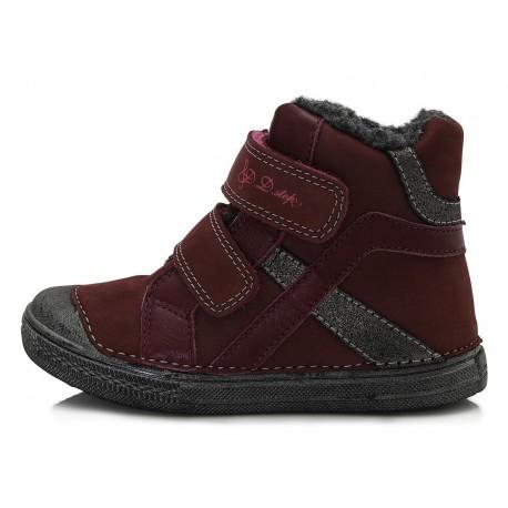 Bordiniai batai su pašiltinimu 31-36 d. 049909EL