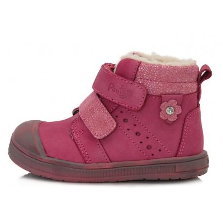 Rožiniai batai su pašiltinimu 22-27 d. DA031369B