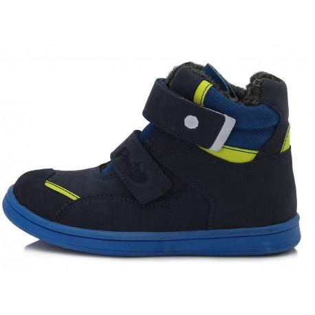 Tamsiai mėlyni batai su pašiltinimu 28-33 d. DA061668