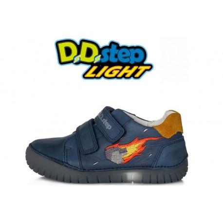 Mėlyni LED batai 31-36 d. 05016L