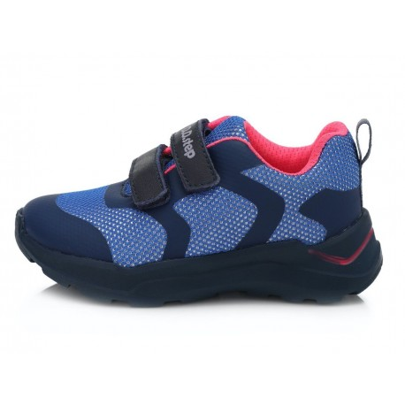 Mėlyni sportiniai batai 30-35 d. F61703CL
