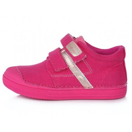 Rožiniai canvas batai 25-30 d. C049544CM