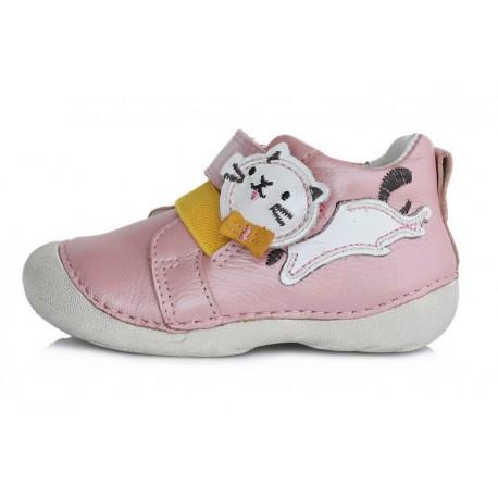 Šviesiai rožiniai batai 19-24 d. 015195B